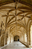 Cloister Hieronymites Monastery, Lisbon (Portugal) — Stock Photo