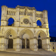Gothic cathedral of Cuenca Spain — Stock Photo
