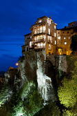 Hung houses of Cuenca, Spain — Stock Photo