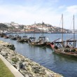 Stock Photo: Vessels in Porto