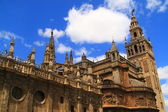 The Giralda, Seville — Stock Photo
