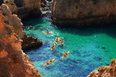 Point of Piety, Algarve — Stock Photo