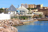 Royal Yacht Club, Melilla — Stock Photo
