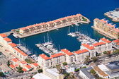 Marina, Gibraltar — Stock Photo