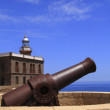 Melilla Lighthouse. — Stock Photo