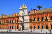 San Telmo Palace, Seville — Stock Photo
