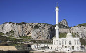 The Ibrahim-al-Ibrahim Mosque, Gibraltar — Stock Photo