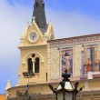 Sagrado Corazon church,Melilla center - Stock Photo