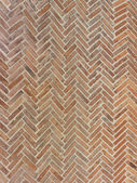 Tuscany terracotta floor — Stock Photo