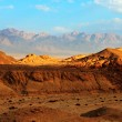 Eilat mountains - Stock Photo