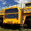 Belaz - big mining truck — Stock Photo