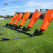 American football practice sled - Photo
