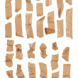 Masking tape streaks — Stock Photo #10494556