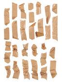 Masking tape streaks — Stock Photo