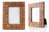 Table photo frame — Stock Photo