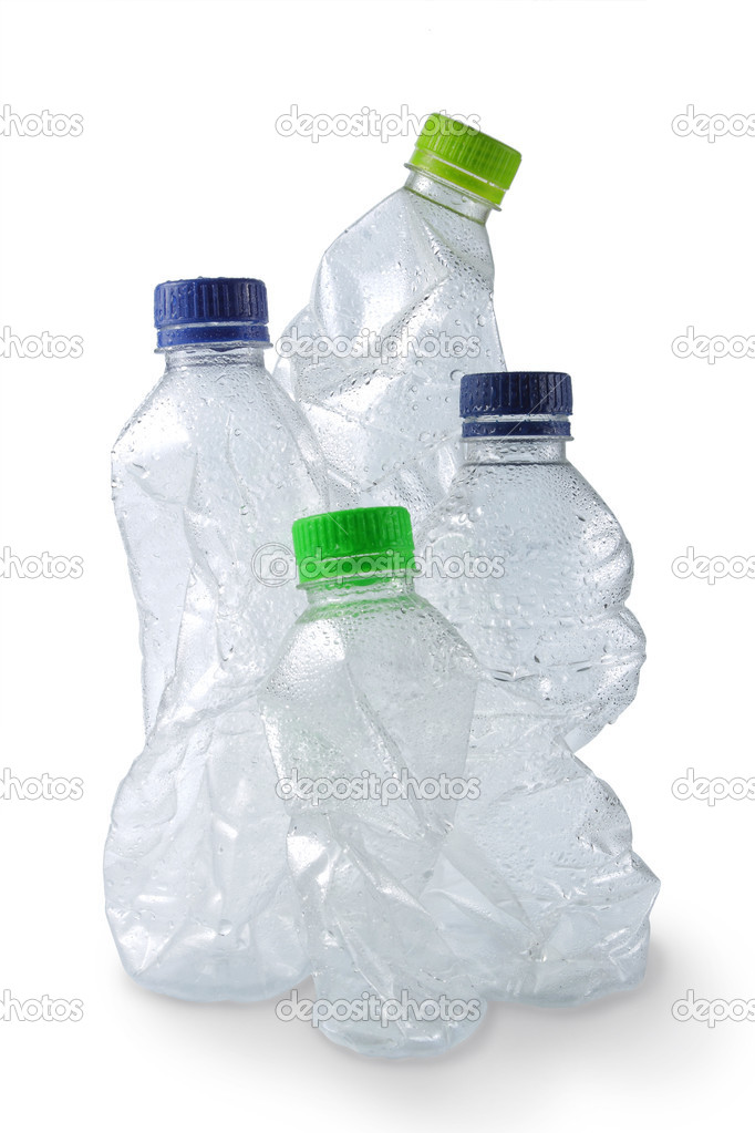 Empty used plastic bottles stock photo odua 10494695 for What to do with empty plastic bottles