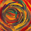 Abstract painting background — Stock Photo #10567185