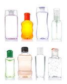 Бутылки продукта — Стоковое фото