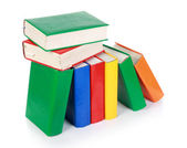 A group of colorful books — Stock Photo