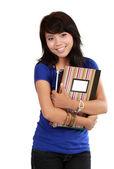 本のアジアの女性 — ストック写真
