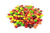 A pile of colourfull candies — Stock Photo