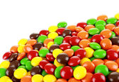 A pile of candies — Stock Photo