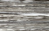 Stack of newspaper for background — Stock Photo