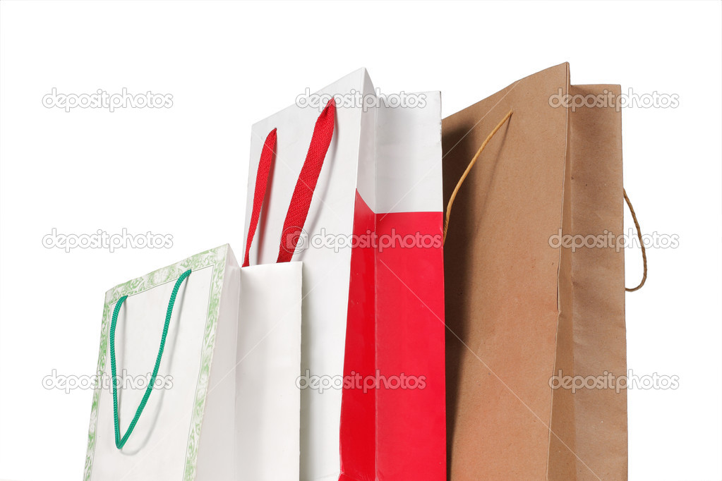 Paper bag — Stock fotografie #10698762