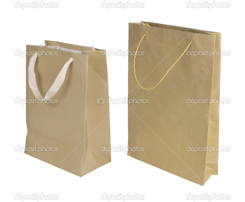 Paper bag — Stock Photo #10698808