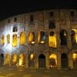 Colosseo by night — Stock Photo