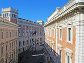 The Montecitorio Palace in Rome — Stock Photo