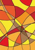 Abstract design vector background — Stock Vector