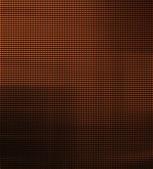 Orange Chrome Metallic Tiles textured background — Stock Photo