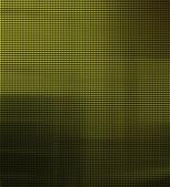 Yellow Chrome Metallic Tiles textured background — Stock Photo