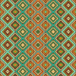 Royalty-Free Stock Vector Image: Ethnic pattern background