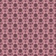 Old ethnic background pattern — Vettoriale Stock #10504425