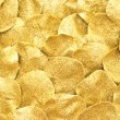 Golden glitter background — Stock Photo #10594780