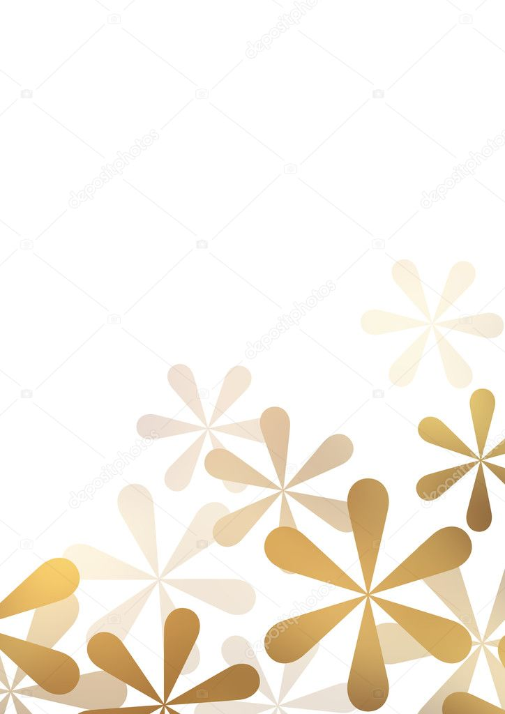 The pattern of a visionary flower — Stock Photo #10521074
