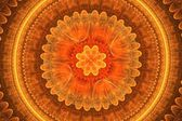 Mandala — Stockfoto