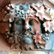 Green Man — Stock Photo