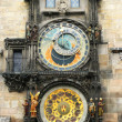 Prague Astronomical Clock (Prague Orloj) — Stock Photo