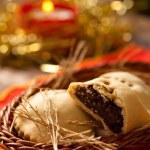 Cuscinetti di Gesù Bambino — Stock Photo #10800591