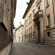 Streets of Ravenna - Stock Photo