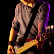 Bassist — Stock Photo #10801192