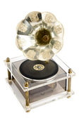 Gramophone Carillon — Stock Photo