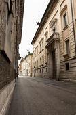 Streets of Ravenna — Stock Photo