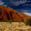 Uluru - Ayers Rock — Stock Photo #10503185