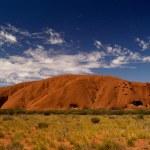 Uluru - Ayers Rock — Stock Photo