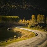 Winding mountain road — Stock Photo #10674756