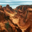 Stock Photo: Secliffs of Morro Branco
